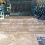img-30mm Sandstone Stair Cladding