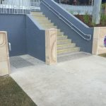img-30mm Smooth Sandstone To School Entrance