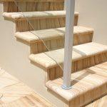 img-50mm Australian Sandstone Bullnosed Stairs