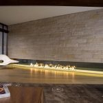img-Buff Sandstone Fireplace Split