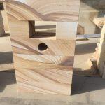 img-DIY Sandstone Letterbox