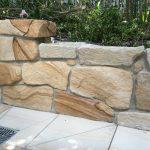 img-Garden Wall Gold Sandstone