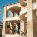 img-Sandstone Column Cladding With Rebate