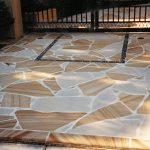 img-Sandstone Crazy Paving Brown And White