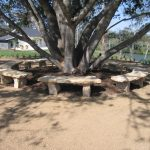 img-Sandstone Curved Seats