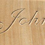 img-Sandstone Engraving Of Name