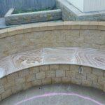 img-Sandstone Fireplace Seat