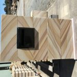img-Sandstone Handyman Block Letterbox