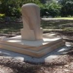 img-Sandstone Monument Manufactured And Installed