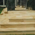 img-Sandstone Right Angled Stair Case