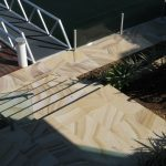 img-Sandstone Stairs And Paving Stones