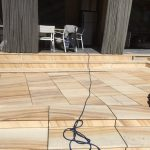 img-Sandstone Steps And Tiles