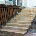 img-Solid 180mm Thick Sandstone Stairs. Cut To Length And Width