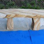 img-Split Sandstone Bench Seat