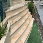 img-Stan Sandstone Curved Stairs