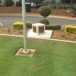 Sandstone Memorial Block